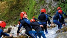 Canyoning in Nauders